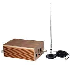 Top Quality 5W/15W PLL Stereo FM Transmitter Radio Station Wireless Broadcast