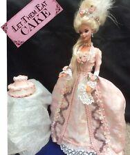 Barbie Doll Ooak As Marie Antoinette, Queen Of France -Custom Handmade Collector