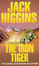 The Iron Tiger by Jack Higgins (Paperback, 1996)