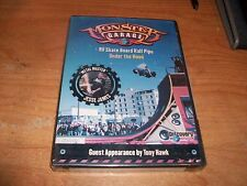 Monster Garage: RV Skate Board Half Pipe  Under the Hood (DVD, 2003) Tony Hawk
