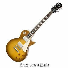 Epiphone Les Paul Standard Plustop Pro Honey Burst Electric Guitar HoneyBurst