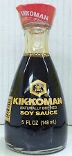 Kikkoman Naturally Brewed Soy Sauce 5 oz