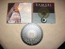 "SAMAEL ""Solar Soul"" CD NB 2007 MINT, Alastis Rotting Christ Tiamat Celtic Frost!"