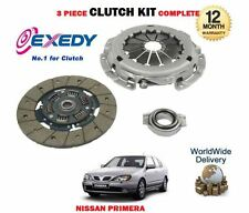 FOR NISSAN PRIMERA 1.6 1.8 2.0 P10 P11 NEW CLUTCH BEARING PLATE COVER KIT