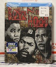 NEW BOYZ N DA HOOD BLU-RAY+HD ULTRAVIOLET STEELBOOK! U.S BEST BUY POP ART SEALED