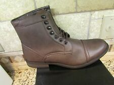 NEW KENNETH COLE BROWN BLOG  ANKLE BOOTS MENS 11 UNLISTED BY KENNETH COLE
