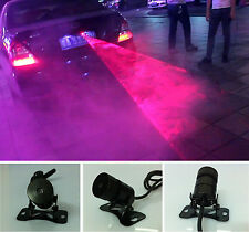 Anti Rear-End Crash Caution Tail Fog Driving Laser RED Laser Beam light For BMW