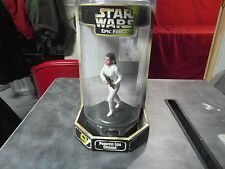 "STAR WARS Epic Force PRINCESS LEIA ORGANA 6"" 360 Rotating Figure NEW wc 12021"