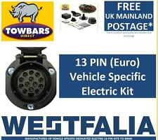 Towbar Wiring 13 Pin Kit for Skoda Octavia 2 Hatchback & Estate 04 13 Electrics