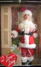 """I Love Lucy Santa """"The Christmas Show"""" Hollywood Collection Barbie Doll MIMB"""
