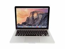 "Apple MacBook Pro 13""  Core i5 2.5GHz 3rd Gen 8GB, 500GB, MD101 Mid-2012 A GRADE"