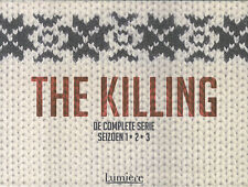 The Killing : Complete Serie - Season 1 + 2 + 3 (13 DVD)
