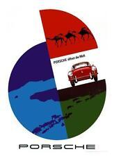Porsche *LARGE POSTER* AMAZING  Auto VINTAGE 356 Car Image 911 - BEAUTIFUL PRINT