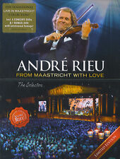 André Rieu : From Maastricht with Love - The Collection (6 DVD)
