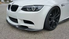 BMW E92 E93 M3 CARBON FIBER FRONT LIP MADE IN USA
