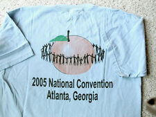 T-Shirt Girl Scouts 50th National Convention, Atlanta, GA 2005,  Adult Large
