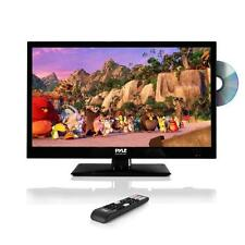 "Pyle 23.6"" LED TV - HD Flat Screen TV with Built-in DVD Player + TV Wall Mount"