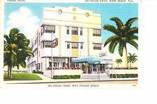 Miami Beach, FL  Art Deco  Simone Hotel @ 1940