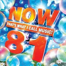 NOW, VOL. 81: THAT'S WHAT I CALL MUSIC NEW CD