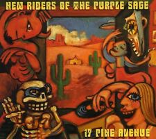 17 Pine Avenue - New Riders Of The Purple Sage (2012, CD NIEUW)
