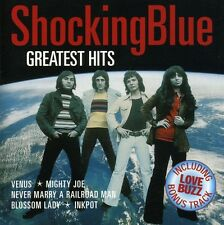 Greatest Hits - Shocking Blue (2004, CD NEUF)