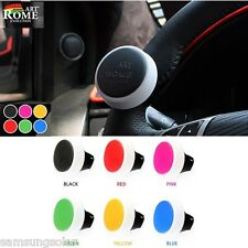 Universal Silicon Handy Car Steering Wheel Power Handle Knob for All Cars