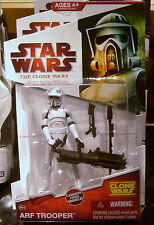 Star Wars TCW 2009 ARF TROOPER CLONE Figure CW10 3 3/4 Inch Animated Series