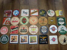 6000 BEER COASTERS WORLDWIDE MEGA COLLECTION-Sudan.Libya.Iraq includet and more