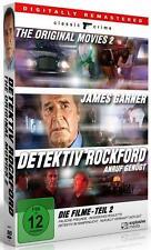"""DVD-Box """"DETEKTIV ROCKFORD: DIE FILME TEIL 2"""" 4 DVDs ****NEU & OVP****"""