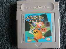 Amazing Tater Atlus 1991 Very Rare Gameboy Game Boy Classic