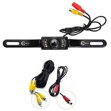 135°visible range 7LED Rear View Reverse Parking Camera Night Vision Waterproof
