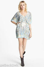 NEW✿ Free People BEST SELLER Sparks Fly Mini Dress NWT Sz S $168 Retail Ivory