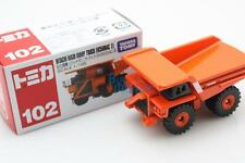 Takara Tomica Tomy 102 Hitachi Rigid Cump Tuck Scale 1/185 Diecast Toy Car Japan