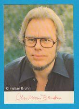 Christian Bruhn - Komponist - # 14288