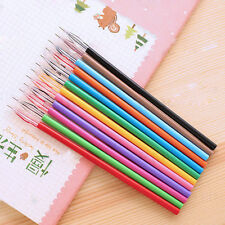 Useful 12 pcs Colorful Diamond Gel Pen Cute Pens Student Office Student Gifts