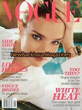 Australian Vogue 6/07,Natalia Vodianova,June 2007,NEW