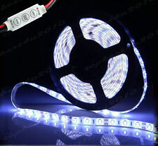 Ultra Bright 5M 5630 SMD White Waterproof 300 LED Light Lamp Strip 12V DC Party
