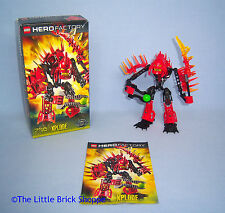 Rare Lego Hero Factory 7147 XPLODE Villain - Boxed & complete with instructions