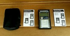 Wagner Meters MMC205 Shopline 5% to 20% Pinless Digital Wood Moisture Meter