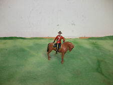 """Vintage   3""""   Royal Canadian Mounted Police    Made in England by Britain's MD"""