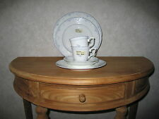 VILLEROY & BOCH HEINRICH *NEW* Vienna Set 3 Assiettes + 2 Tasses V&B