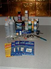 Badger Airbrush Paint & Accessories Lot #2 Misc Supply Filter Regulator O Ring