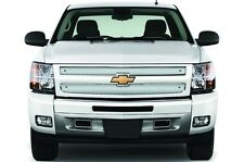 Chevrolet Chevy Silverado 1500 07-13 Cold Front Winter Grille Cover SOLID STEEL