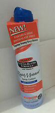 NEW ARRIVAL! PALMER'S COCOA BUTTER RAPID MOISTURE SPRAY LOTION DEEP MOISTURE