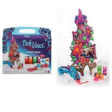 HASBRO Play-Doh DOH VINCI Fiore Torre PHOTO FRAME KIT CREATIVO a7191 - 6 + anni