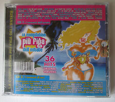 # LA COMPILATION PIU' FIGA DELL'ESTATE - 36 HITS - 2 CD  NUOVO SIGILLATO