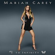 MARIAH CAREY (#1 TO INFINITY GREATEST HITS CD - SEALED + FREE POST)