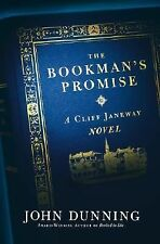 The Bookman's Promise Dunning, John Hardcover