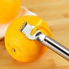 New Lemon Zester Citrus Grater Stainless Steel Lime Zest Tools Artisan Fine Chef
