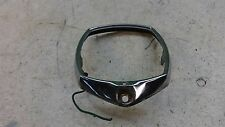 1965 honda ca95 baby dream benly h1150~ chrome headlight trim